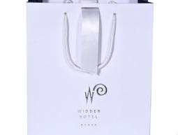 Papiertragetaschen Widder Hotel