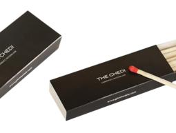 Streichhölzer Schachtel HAV 105x35x15 mm
