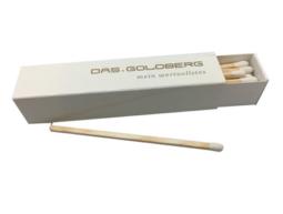 Streichhölzer Schachtel CON 112x24x24 mm