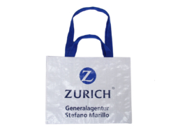 PP woven Taschen Zürich Versicherung