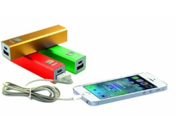 Powerbank 2.600 mAh